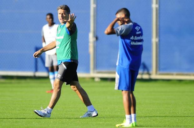 """Cacalo: """"Meio-campo é o ponto forte do Grêmio"""" Lauro Alves/Agencia RBS"""