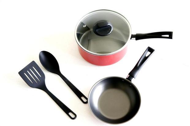Trocas do kit Cozinha Prática serão retomadas no dia 3 de outubro André Feltes/Especial