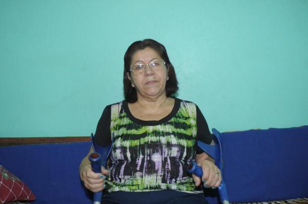 Aposentada passa por cirurgia no quadril após cinco anos de espera Luiz Armando Vaz/Agencia RBS