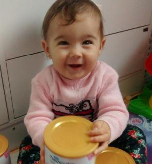 Leite especial é liberado para bebê de Porto Alegre após três meses de espera Arquivo pessoal / Leitor/DG/Leitor/DG