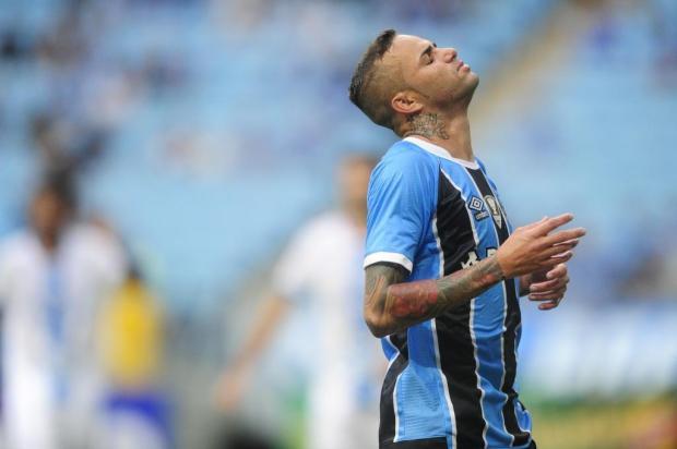 Cacalo: não gostaria que Luan deixasse o Grêmio Carlos Macedo/Agencia RBS