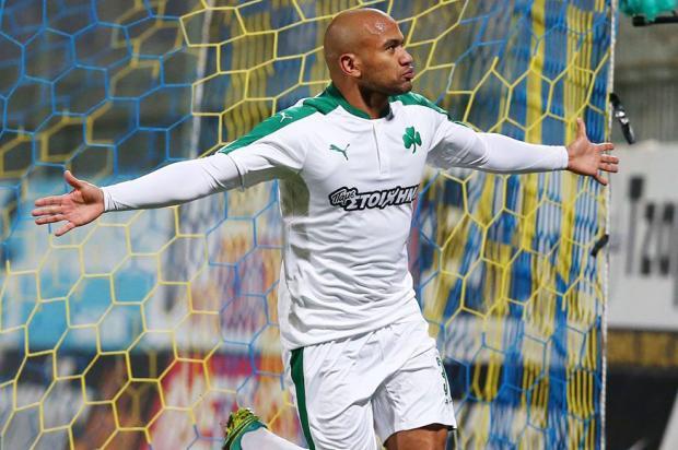 Vontade, contrato de três anos e esperança de chegar antes: como Moledo voltou ao Inter Panathinaikos  / Divulgação/Divulgação