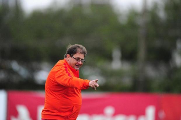 """Pedro Ernesto: """"Reservas do Inter terão forte interesse no jogo"""" Lauro Alves/Agencia RBS"""