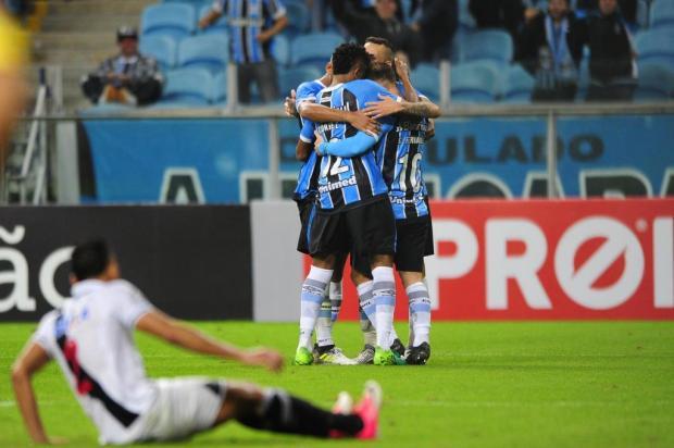 """Guerrinha: """"Grêmio tem chance de mostrar que é candidato ao caneco"""" Félix Zucco/Agencia RBS"""
