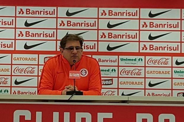 """Guerrinha: """"Jogo em Floripa tem cara de encrenca"""" Rodrigo Oliveira / Agência RBS/Agência RBS"""
