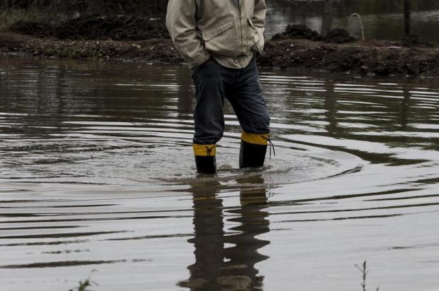 Depois da chuvarada, confira os cuidados a tomar para preservar a saúde Anderson Fetter/Agencia RBS