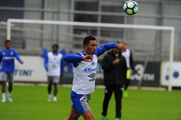 """Pedro Ernesto: """"Grêmio terá um grande desafio em Chapecó"""" Fernando Gomes/Agencia RBS"""