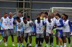 """Cacalo: """"Tricolor enfrentará uma equipe em grande fase"""" Fernando Gomes/Agencia RBS"""