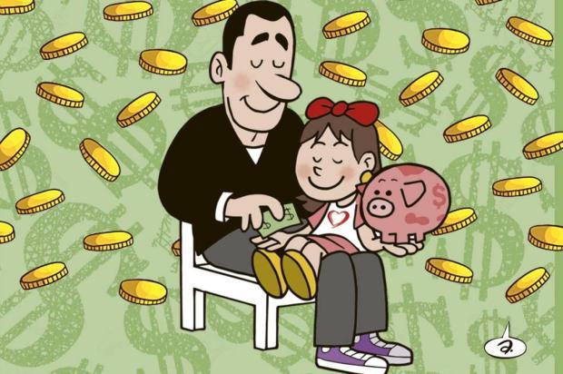 Veja cinco passos para falar sobre crise financeira com as crianças ALEXANDRE OLIVEIRA/AGÊNCIA RBS