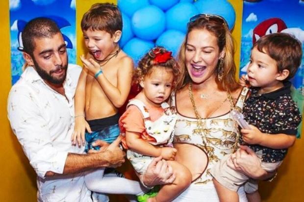 Luana Piovani revela desejo de adotar uma criança Reprodução/Instagram