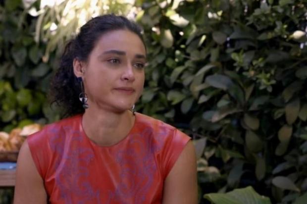 Débora Nascimento se emociona ao falar de amiga morta por anorexia e conta como superou a doença Multishow/Reprodução