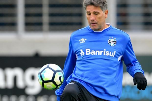 """Guerrinha: """"É bom o Grêmio abrir o olho no Maracanã"""" Bruno Alencastro/"""