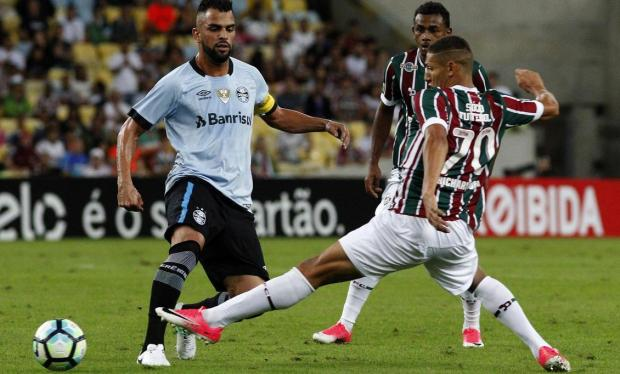 Guerrinha: mais uma vitória sobre o freguês NELSON PEREZ/FLUMINENSE F.C,Divulgação
