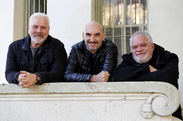 Homens de Perto comemora 15 anos e anuncia despedida de temporadas tradicionais Isadora Neumann/Agência RBS