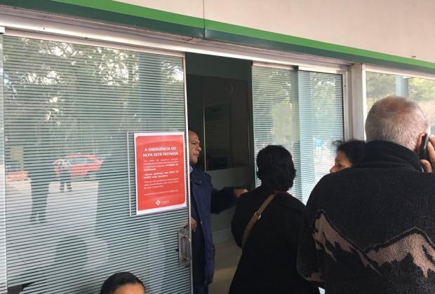 Emergências SUS de cinco hospitais estão com atendimento restrito em Porto Alegre Lucas Abati/Agencia RBS