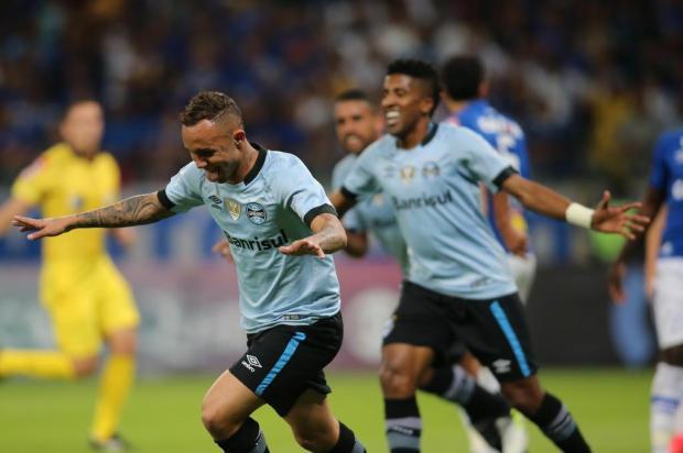"""Cacalo: """"Grêmio tem dado exemplo de trabalho coletivo eficiente"""" CRISTIANE MATTOS/ESTADÃO CONTEÚDO"""