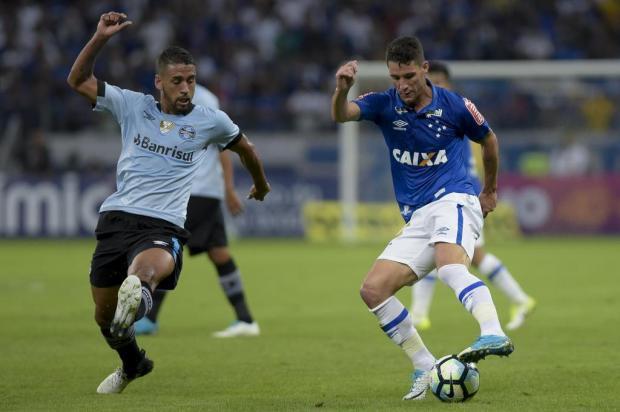 """Guerrinha: """"Faltou muito pouco para o Grêmio assumir a liderança"""" Washington Alves/Cruzeiro"""
