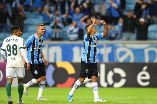 "Guerrinha: ""Deu a lógica na Arena"" Félix Zucco/Agência RBS"