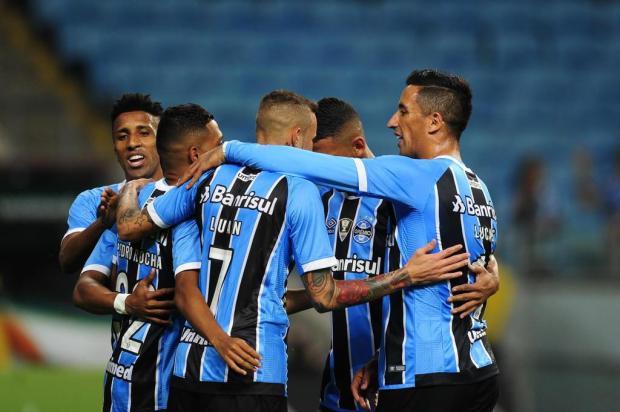 """Cacalo: """"Hora da verdade para o Grêmio no Brasileirão"""" André Ávila/Agencia RBS"""