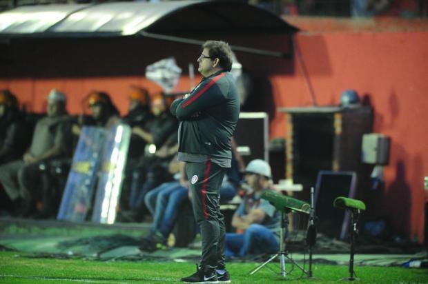 """Zé Victor Castiel: """"A importância dos treinos fechados"""" Ricardo Duarte/Internacional / Divulgação"""
