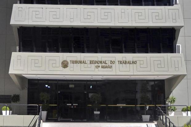 Tribunal Regional do Trabalho de SC abre concurso público com salários que chegam a R$ 12 mil Adriano Ebenriter/TRT-SC