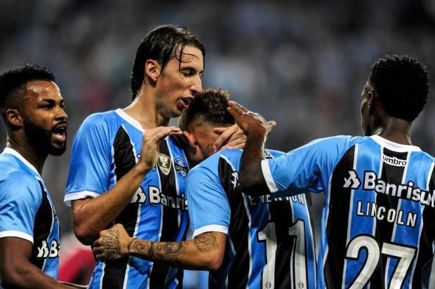 """Cacalo: """"Grêmio foi futebol-arte"""" Félix Zucco/Agencia RBS"""