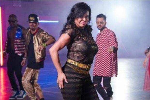 Gretchen estará em novo clipe deKaty Perry; veja possível prévia do vídeo Divulgação/Divulgação