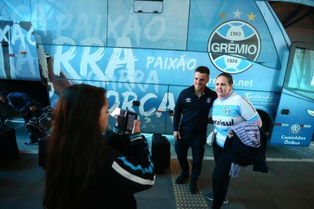 """Pedro Ernesto: """"Não creio em jogo fácil, mas Grêmio é favorito"""" Lauro Alves/Agencia RBS"""