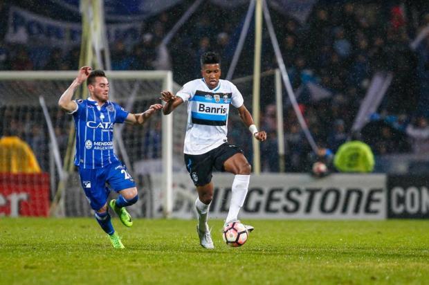 """Pedro Ernesto: """"A classificação está mais do que encaminhada"""" Lucas Uebel/Gremio.net"""