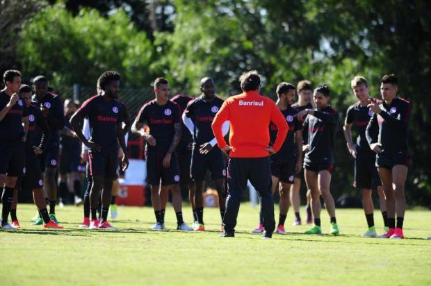 """Pedro Ernesto: """" Eu acredito muito numa grande vitória colorada"""" Fernando Gomes/Agencia RBS"""