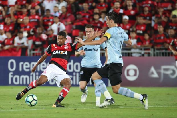 """Pedro Ernesto: """"Ninho destroçado"""" Gilvan de Souza/Flamengo,Divulgação"""