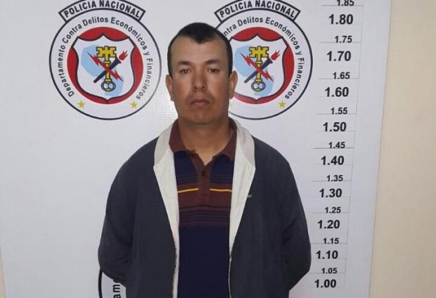"""""""Seguiremos monitorando ele"""", diz diretor do Denarc sobre traficante libertado semana passada Ministerio del Interior del Paraguay/Divulgação/"""