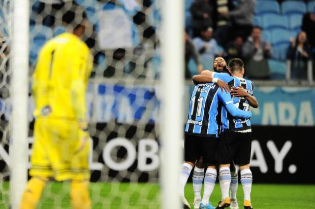 "Cacalo: ""Partidas muito difíceis"" Lauro Alves/Agencia RBS"
