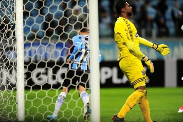 """Pedro Ernesto: """"Gol de Éverton foi uma obra de arte"""" Lauro Alves/Agencia RBS"""