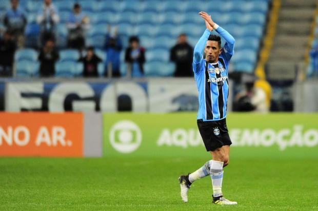 """Guerrinha: """"Grêmio venceu porque a qualidade falou mais alto"""" Lauro Alves/Agencia RBS"""