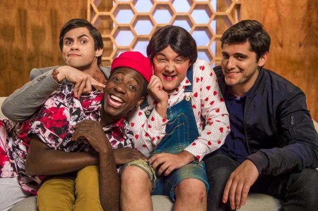 Remake de Os Trapalhões estreia hoje no canal Viva João Cotta/TV Globo/Divulgação