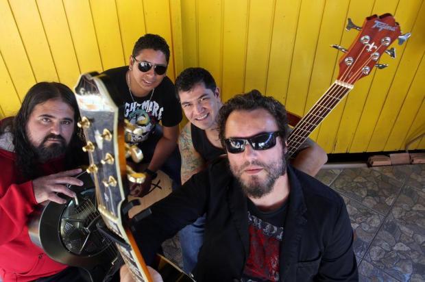 VÍDEO: Conheça a banda de Viamão que luta para emplacar um som 100% autoral Tadeu Vilani/Agencia RBS