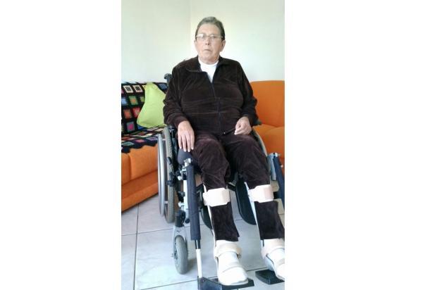 Aos 69 anos, moradora de Canoas espera há três meses para receber fraldas da prefeitura Arquivo Pessoal / Arquivo Pessoal/Arquivo Pessoal