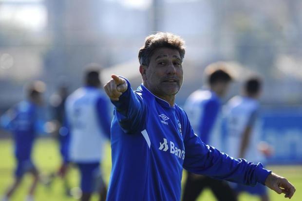 """Cacalo: """"Rodada foi ruim e faz o Grêmio jogar sob pressão no Morumbi"""" Mateus Bruxel/Agencia RBS"""