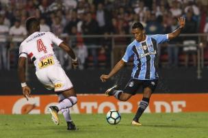 Um bom e um mau resultado Ricardo Moreira/Lancepress