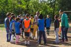 Projeto que ajuda crianças em vulnerabilidade social precisa de doações Divulgação/Valentes de Davi