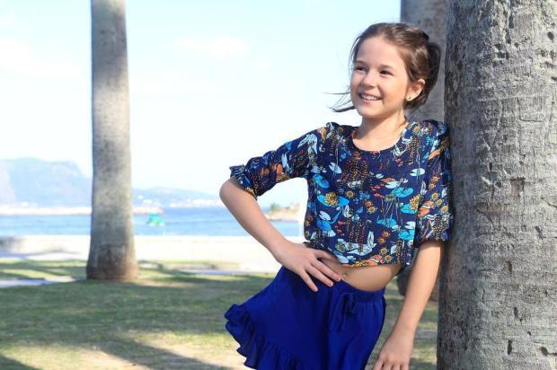 Letícia Braga: carreira de gente grande divulgação/divulgação