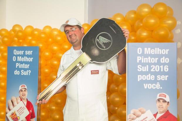Eliminatórias do Melhor Pintor do Sul começam neste sábado Felipe Ramalho/Divulgação