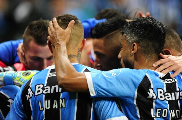 """Cacalo: """"Felizmente, o Grêmio tratou a Libertadores como deveria"""" André ¿?vila / Agência RBS/Agência RBS"""