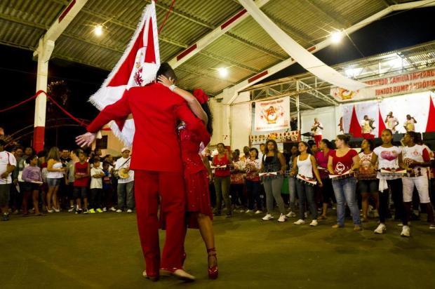 Final de semana terá festival da Imperadores do Samba Mateus Bruxel/Agencia RBS
