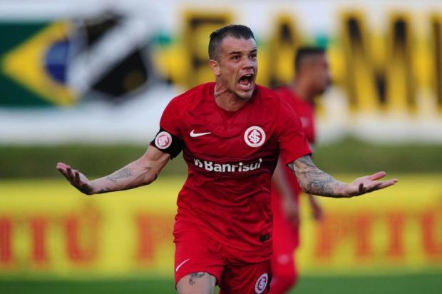 """Guerrinha: """"Valeu o ingresso"""" Ricardo Duarte/Sport Club Internacional"""
