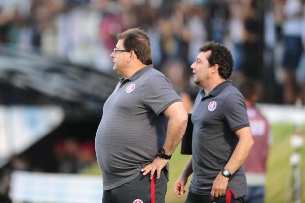 """Zé Victor Castiel: """"Agora, o que importa é a dedicação nos treinos"""" Ricardo Duarte/Sport Club Internacional"""