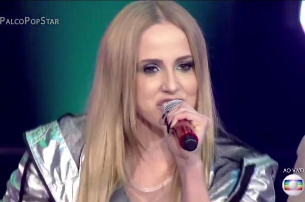 """""""Popstar"""": Marcella Rica é eliminada e Fabiana Karla garante a imunidade Gshow/Reprodução"""