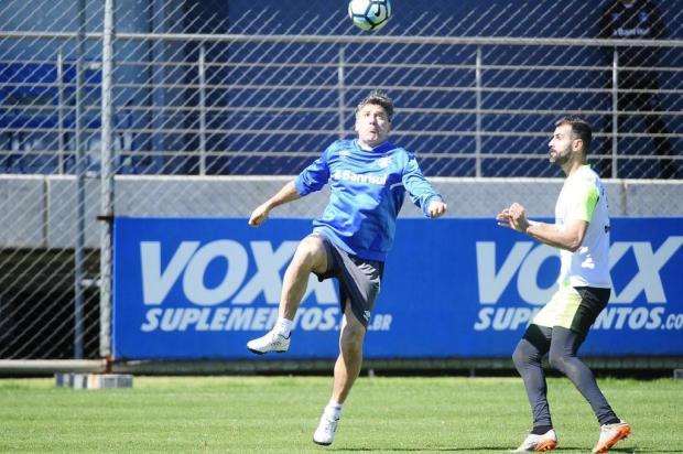 Leonardo Oliveira: o terceiro Grêmio de Renato numa mesma temporada Ronaldo Bernardi/Agencia RBS