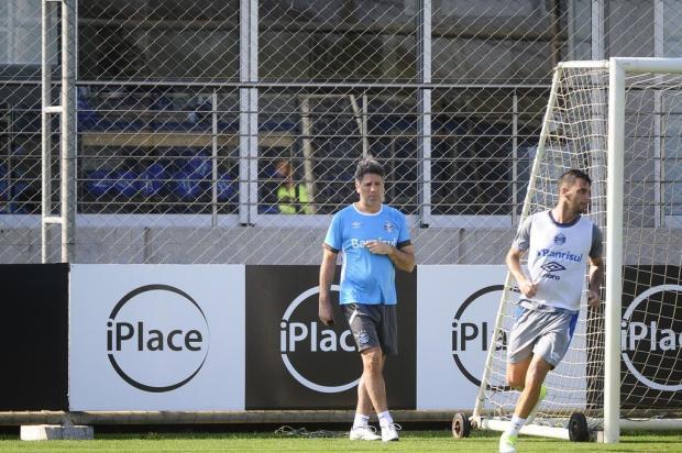 """Guerrinha: """"É bom abrir o olho"""" Ronaldo Bernardi/Agencia RBS"""
